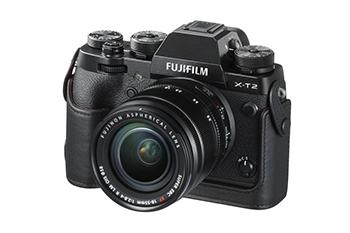 Fujifilm X Series X-T2